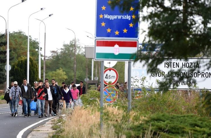 متحدث الاتحاد الأوروبي لعربي21: لن نمول بناء جدران حدودية