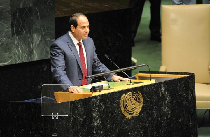 """""""عربي21"""" تكشف فضيحة ترشيح السيسي لجائزة نوبل للسلام"""
