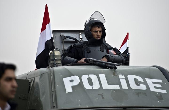 قتل 4 شرطيين بينهم ضابط والاستيلاء على مدرعة في سيناء