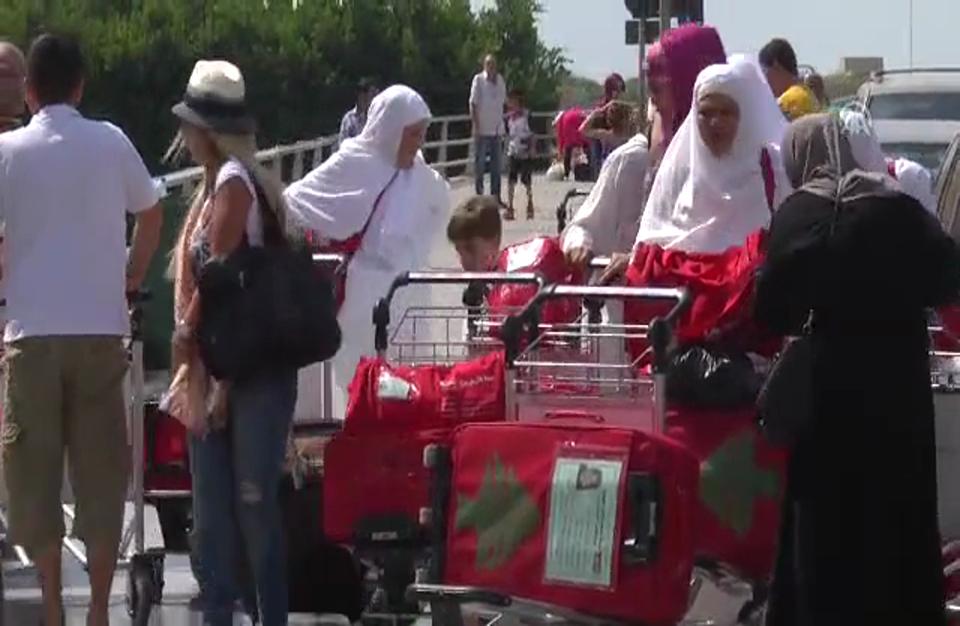موسم الحج.. فرصة للقاء لاجئين فلسطينيين مع أقارب من وطنهم