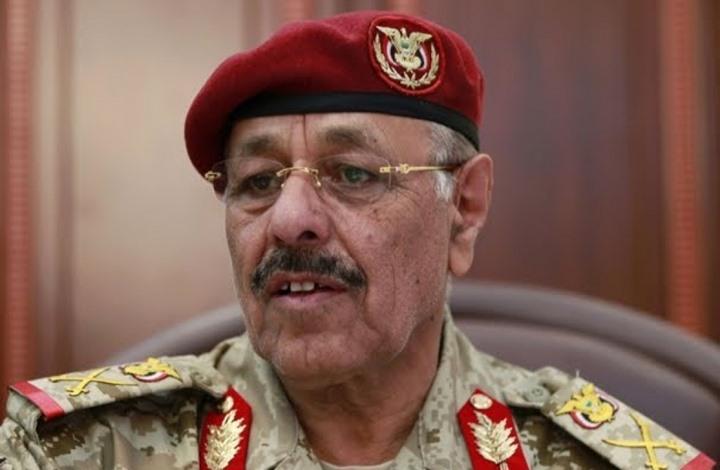 تقدم للجيش اليمني غربي مأرب ونائب الرئيس يشيد