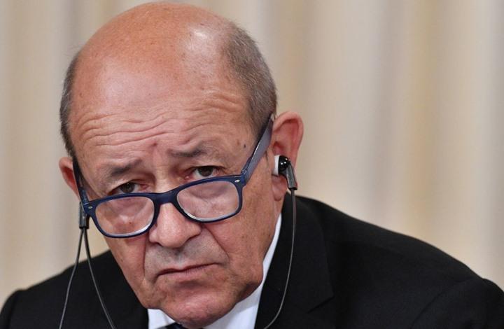 """هل يريد """"لودريان"""" دعم دستور الجزائر أم التشويش عليه؟"""