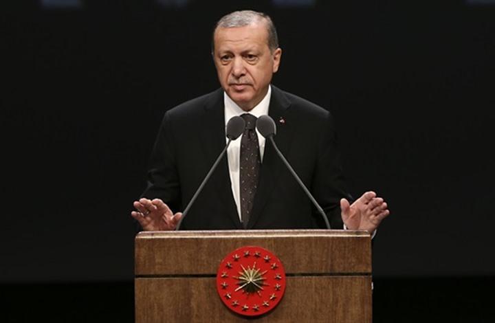 أردوغان للبارزاني: ما قمت به خيانة ولم يدعمك سوى إسرائيل