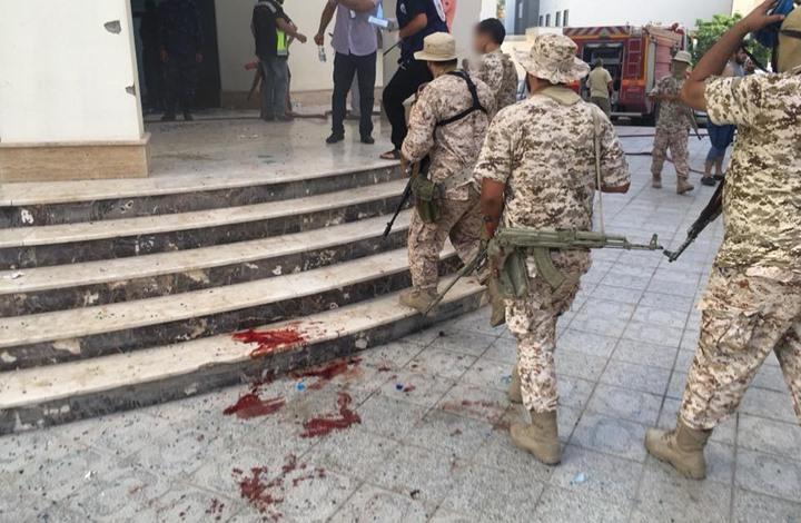حكومة الوفاق تتهم أطرافا دولية بدعم هجوم حفتر على طرابلس
