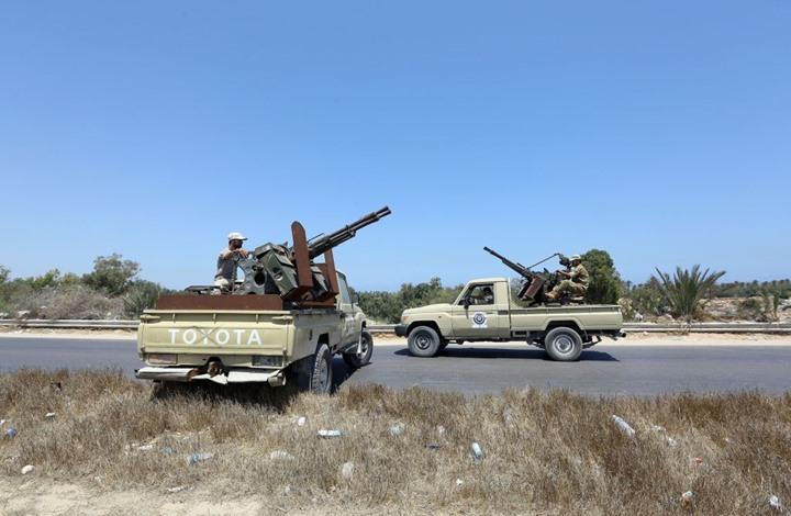 انهيار اتفاق وقف إطلاق النار في طرابلس للمرة الثالثة