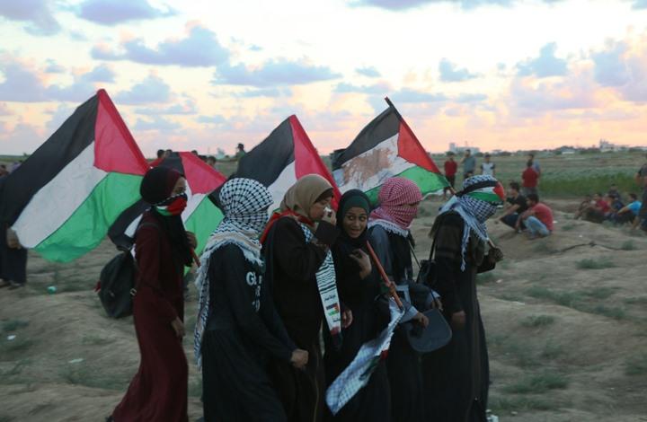استعدادات لجمعة جديدة ضمن مسيرات العودة في غزة
