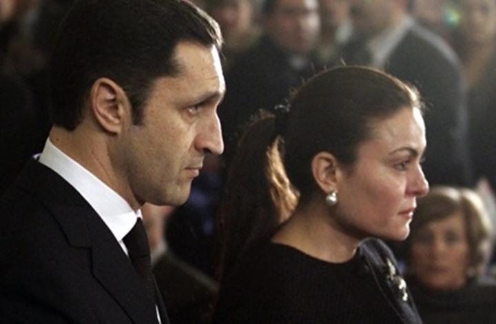 علاء مبارك يوجه رسالة لوالده متعلقة بصحته (صورة)