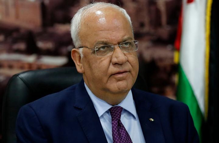 عريقات: مرسوم لإجراء الانتخابات بحال نجحت لقاءات تركيا