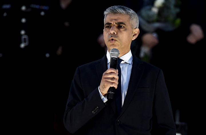 صديق خان يفوز بولاية ثانية بمنصب عمدة بلدية لندن