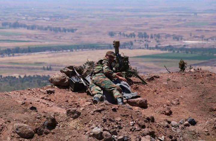 هجوم للمعارضة السورية ضد النظام بمحيط إدلب نصرة لدرعا