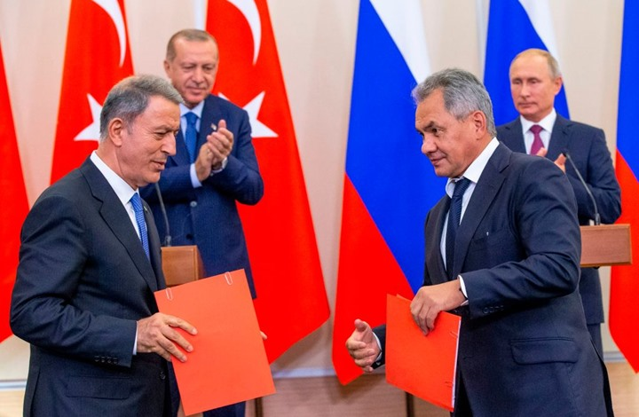 صحيفة: اجتماع أردوغان-بوتين سيكون حاسما.. هذه مطالب أنقرة