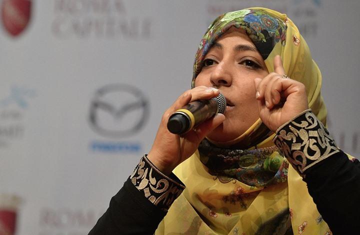 ناشطة يمنية تهاجم ابن باز.. وأمير سعودي يدافع (شاهد)