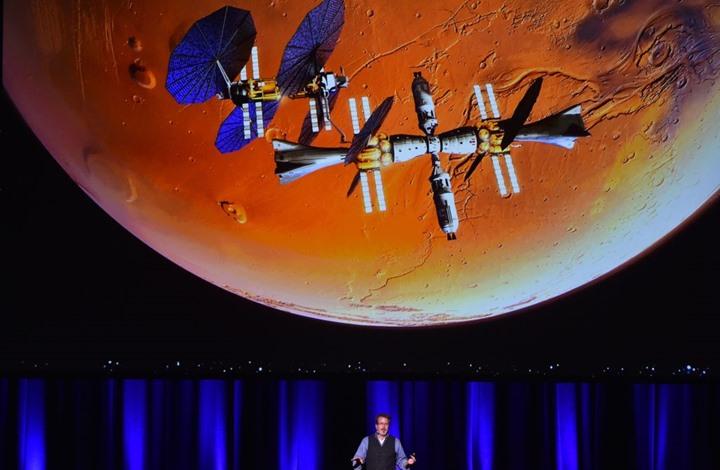 """هذا ما اكتشفته """"ناسا"""" على سطح كوكب سيريس"""
