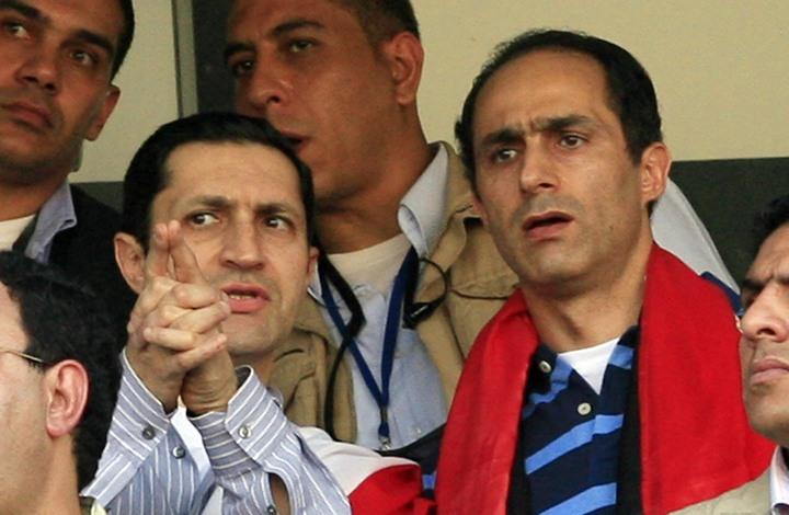 """مصر: براءة نجلي """"مبارك"""" و7 آخرين بقضية """"التلاعب بالبورصة"""""""
