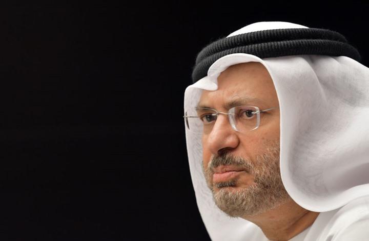 قرقاش: موقفنا من قطر لم يتغير والحل بأيديهم