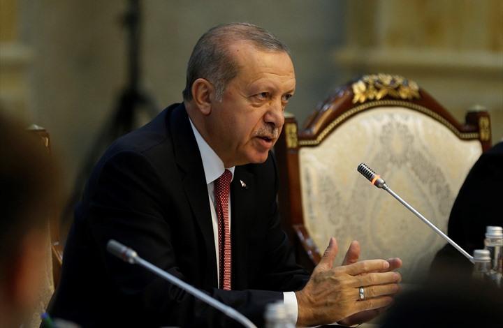 """أردوغان: فنزويلا تواجه """"أعمال تخريب من سفاحين اقتصاديين"""""""