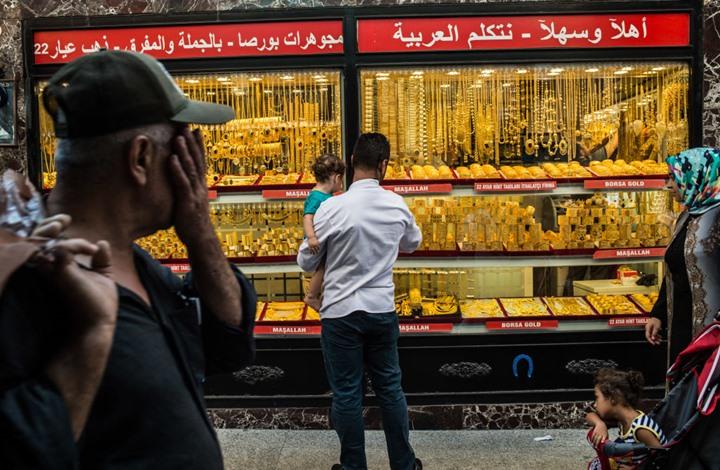 الذهب بمستوى قياسي وسط قلق من كورونا.. والدولار يرتفع