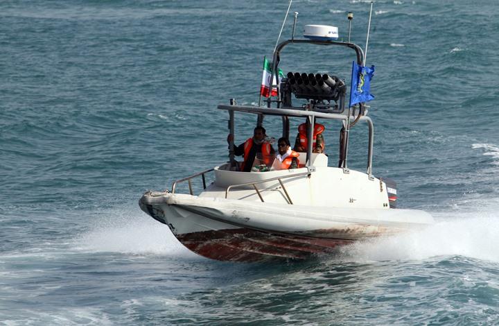إيران تؤكد احتجاز ناقلة نفط أجنبية في الخليج ولندن تدعو للتهدئة