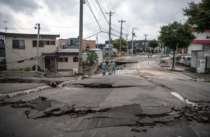 """أكاديميان """"إسرائيليان"""" يتوقعان حدوث زلزال مدمر"""