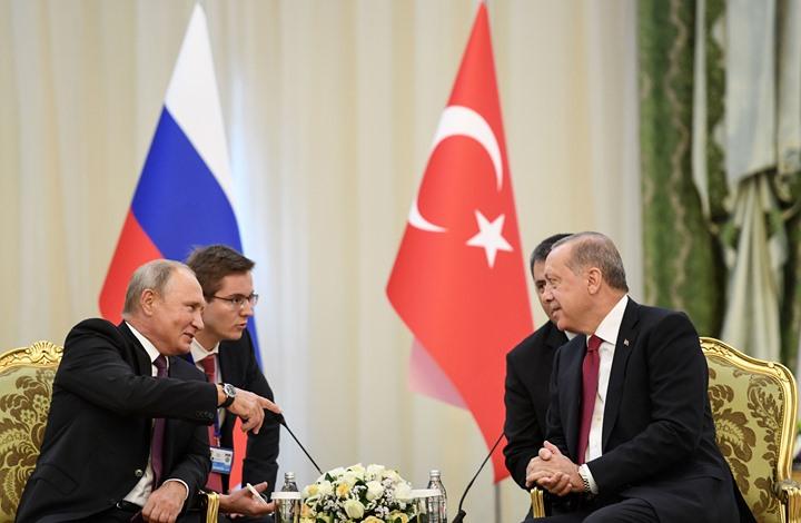 """تركيا تحاول إقناع روسيا بالتخلي عن """"حفتر"""".. هل تستطيع؟"""