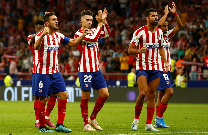 أتلتيكو مدريد يحقق فوزه الثالث على التوالي في الليغا (شاهد)