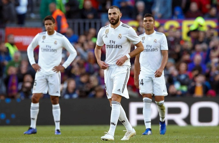 ريال مدريد يُحقق فوزا صعبا أمام ليفانتي (شاهد)