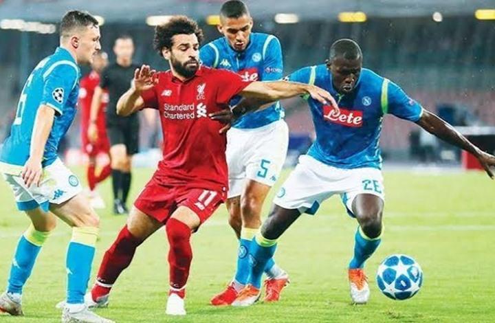 دوري الأبطال.. ليفربول يسقط بثنائية نظيفة أمام نابولي (شاهد)