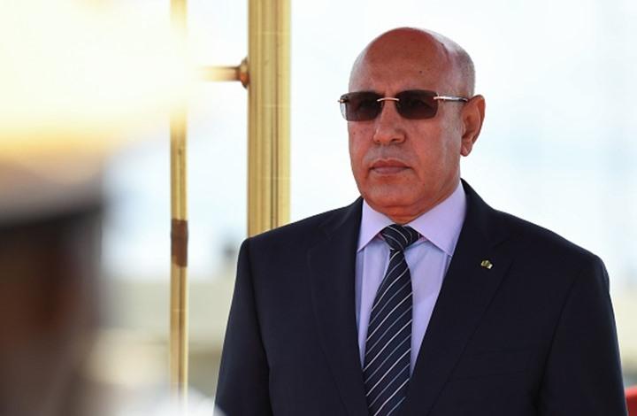 برقية تهنئة من رئيس موريتانيا للأسد.. الأولى منذ توليه منصبه