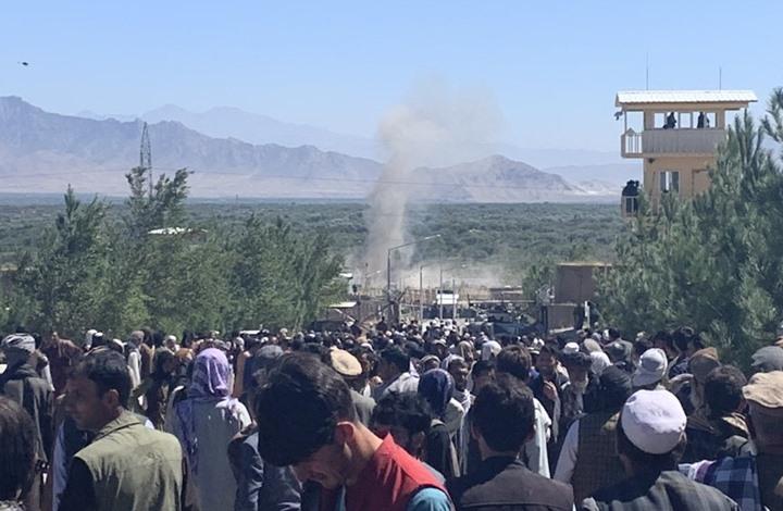 """مقتل 30 مدنيا في غارة جوية """"أخطأت هدفها"""" بأفغانستان"""
