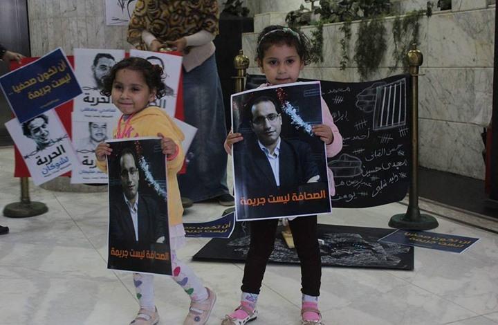 مرصد حقوقي يدين اعتقال الصحافي المصري حسن القباني مجددا