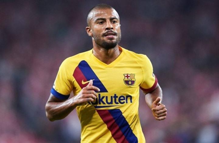 برشلونة يمدد عقد رافينيا ويعيره لسلتا فيغو