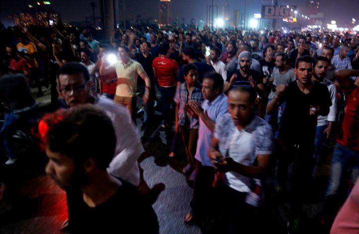 هكذا تناولت صحف عالمية مظاهرات المصريين ضد السيسي