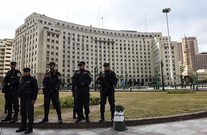 بعد دعوات للتظاهر.. السيسي يحشد قوات الأمن بالقاهرة (شاهد)
