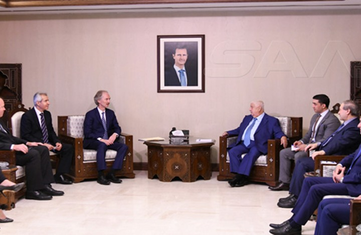 غوتيريش: بدء عمل اللجنة الدستورية في سوريا خلال أسابيع