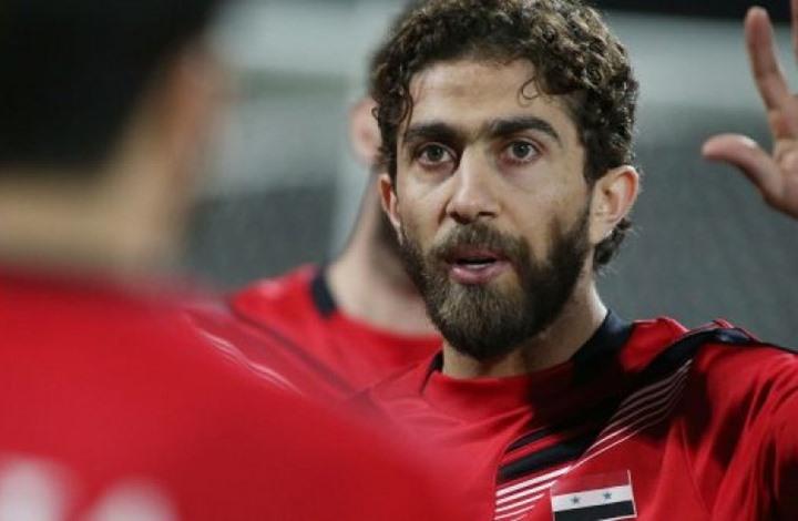 مدرب سوريا يستبعد فراس الخطيب من المنتخب الوطني