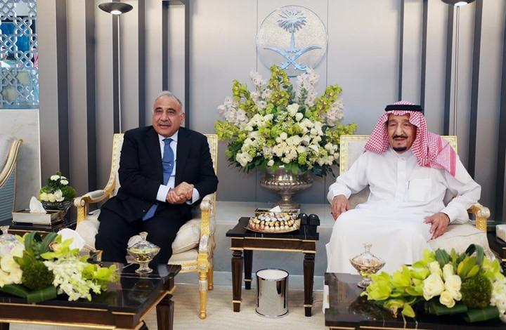 """رئيس وزراء العراق يصل السعودية.. وتوقعات بـ""""وساطة"""""""