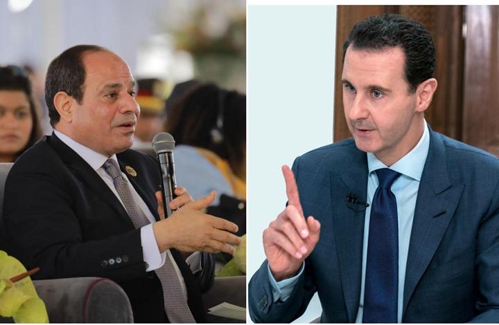 فنانون ومشاهير دعموا الأسد والسيسي.. تعرف عليهم (شاهد)