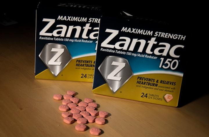 شركة أمريكية توقف مبيعات زانتاك وعقاقير أخرى لهذا السبب