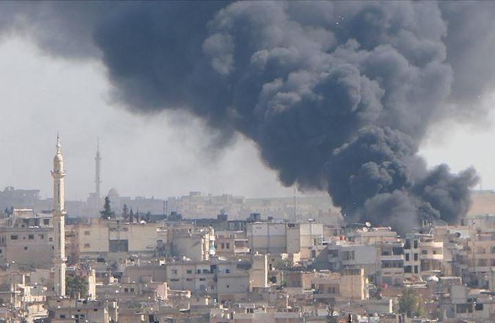 تقرير أممي: ضربات أمريكا وسوريا وروسيا قد تصل لجرائم الحرب