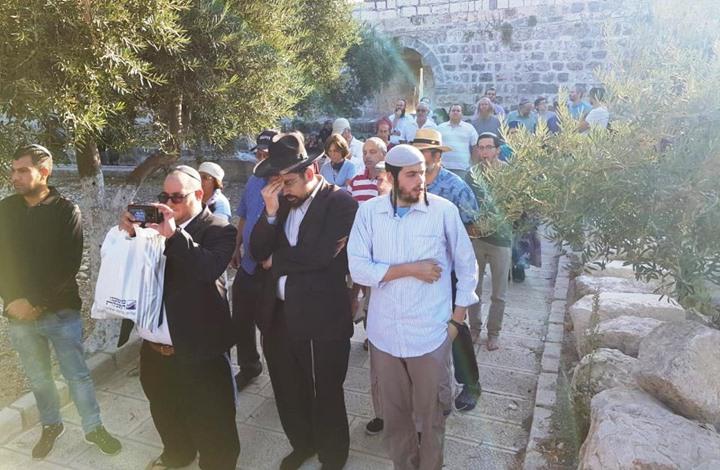 مستوطنون يقتحمون الأقصى.. والاحتلال يغلق معابر بالضفة وغزة