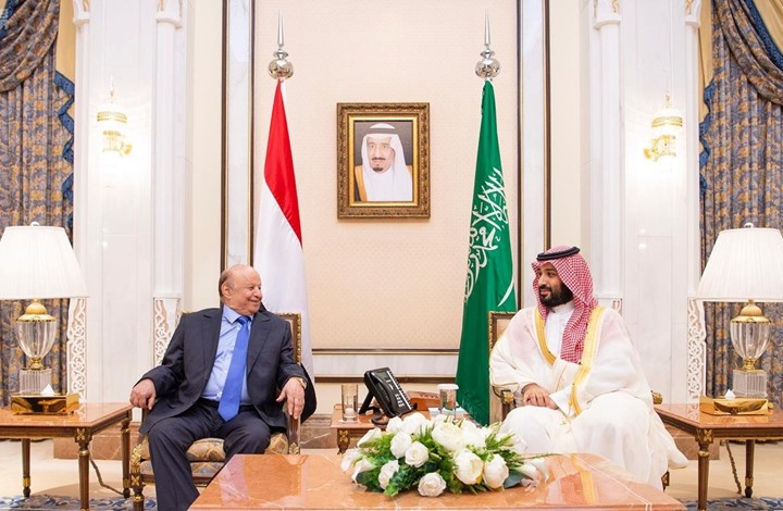 """""""التحالف"""" باليمن: توافق على حكومة تضم وزراء من """"الجنوبي"""""""