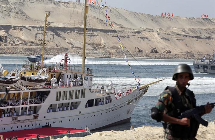 هكذا يتحكم جيش مصر باقتصاد البلاد.. أرقام وتفاصيل