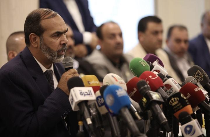 إضراب لمعتقلي نقابة المعلمين وتظاهرات بمحافظات أردنية