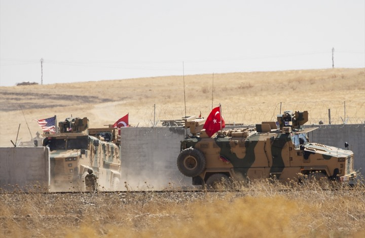 وفد عسكري أمريكي بتركيا.. وبحث المنطقة الآمنة بسوريا