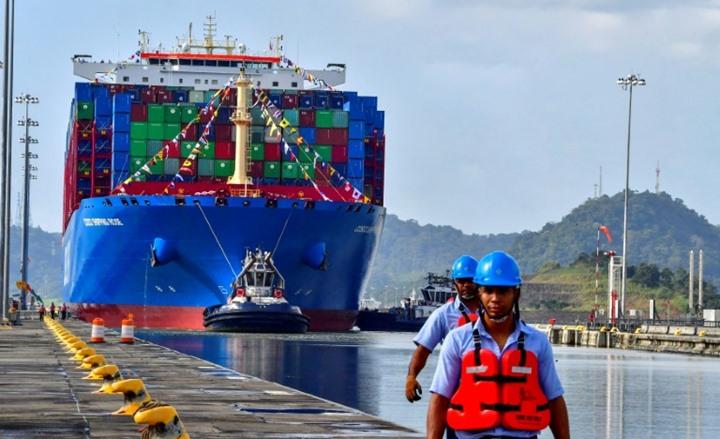 التغير المناخي يهدد الملاحة في قناة بنما.. وبحث عن حلول