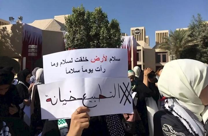 """""""ميثاق فلسطين"""" يستقطب أكثر من مليون رافض للتطبيع"""
