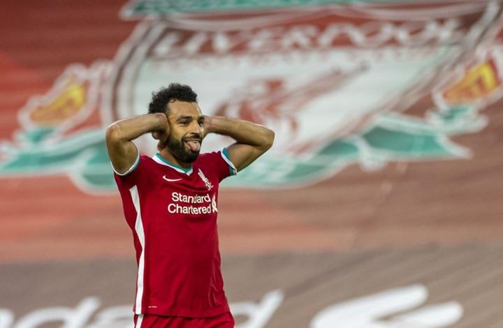 """صلاح يسجل الـ""""هاتريك"""" ويقود ليفربول لتحقيق فوز صعب"""