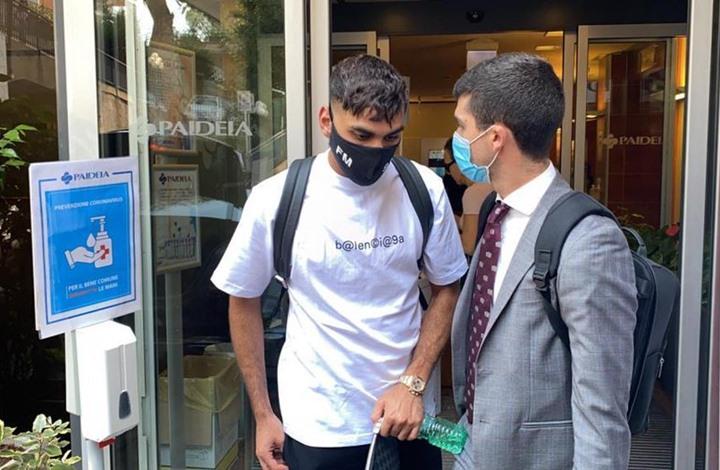 لاعب عربي يقترب من صفوف لاتسيو الإيطالي