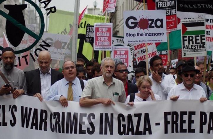 فلسطينيو بريطانيا يتخوفون من تراجع حرية الرأي بحزب العمال