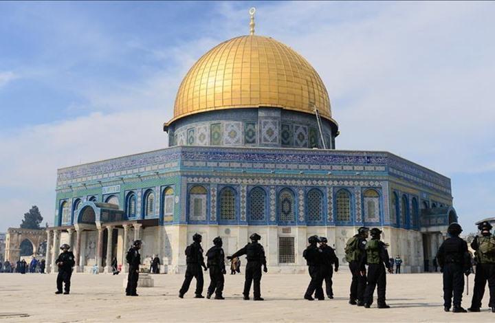 مقدسيون: الاحتلال يستغل كورونا للاستفراد بالأقصى